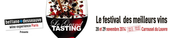 9th edition of the Grand Tasting in Paris Champagne Pol Roger