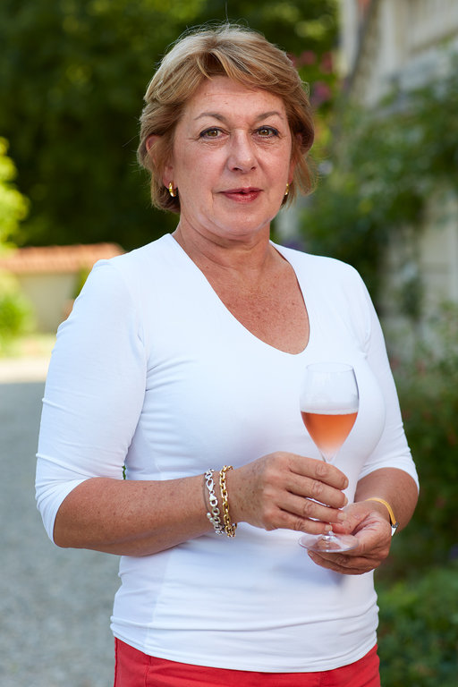 Evelyne de Billy, Directrice du vignoble