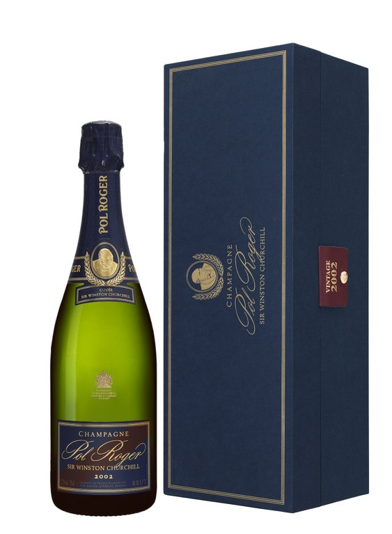 The Sir Winston Churchill Cuvee