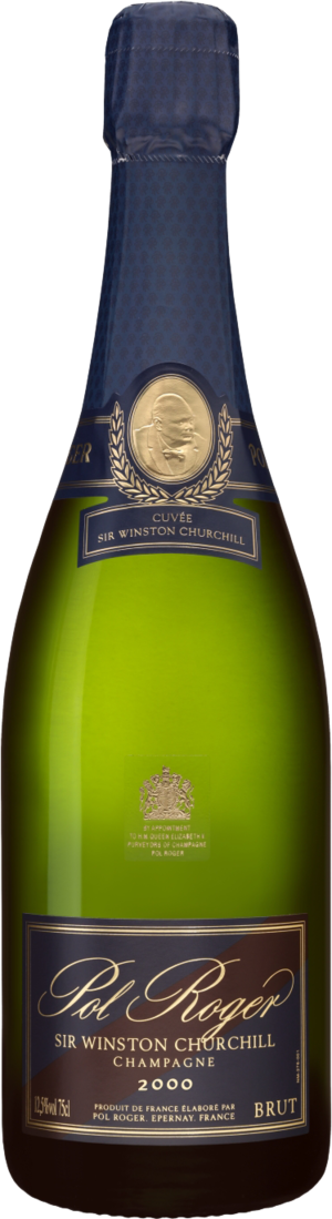 Cuvée Sir Winston Churchill  Champagne Pol Roger 2000