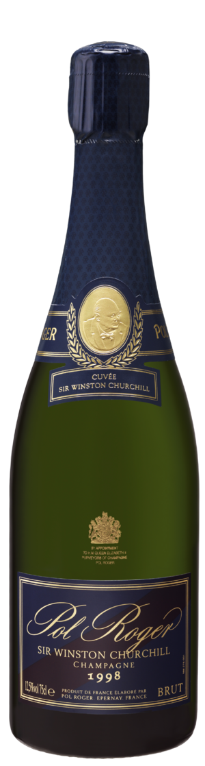 Cuvée Sir Winston Churchill  Champagne Pol Roger 1998