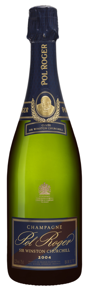 Cuvée Sir Winston Churchill  Champagne Pol Roger 2004