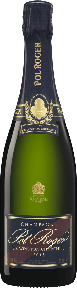 Champagne Cuvée Sir Winston Churchill  Pol Roger