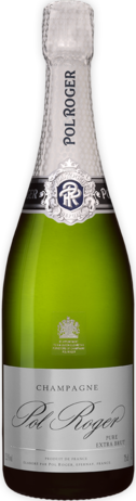 Champagne Pure  Pol Roger