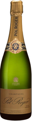 Champagne Rich Pol Roger